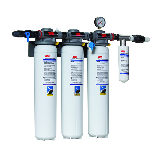 3M Dual Port Water Filtration System, 15 Gpm- DP390