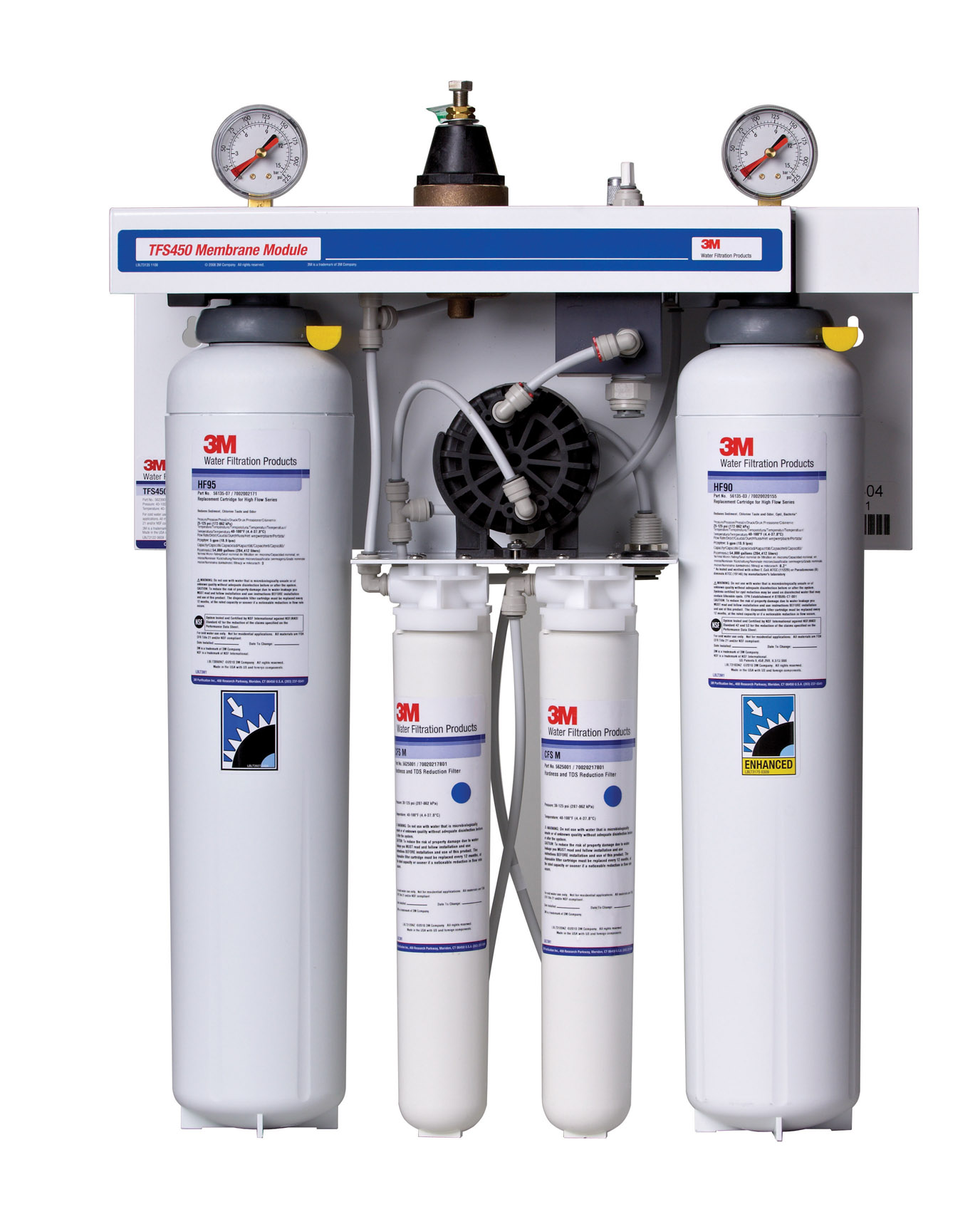 3M (TFS450-RO) Reverse Osmosis Filtration System - 5623901