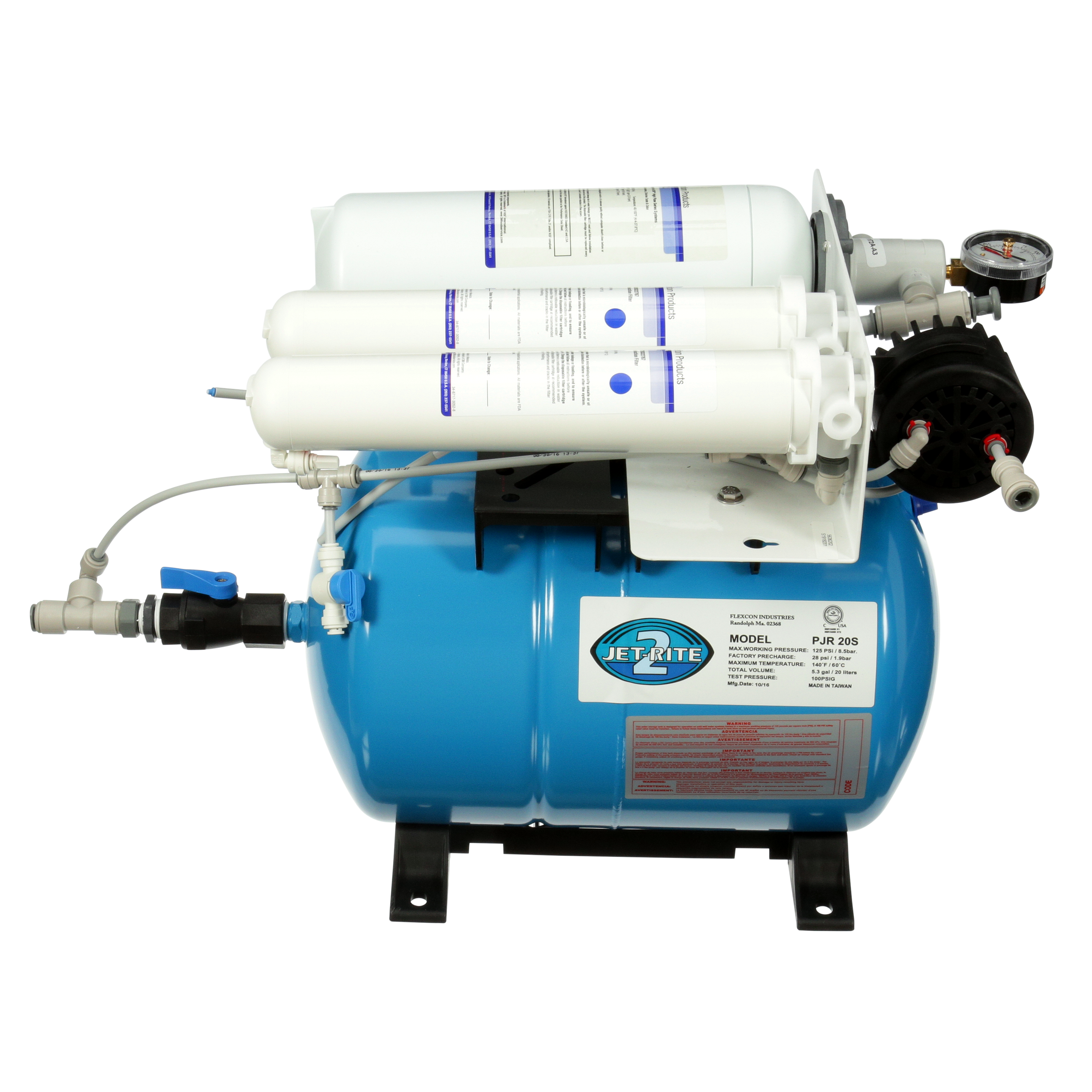 3M (SGLP200-CL) Reverse Osmosis Filtration System - 5636202