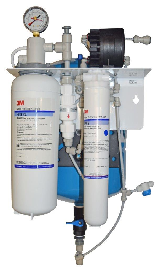 3M (SGLP100-CL-BP) Reverse Osmosis Filtration System - 5636204