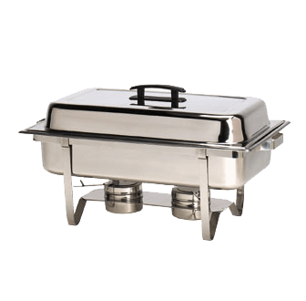 American Metalcraft Chafer Lid - CDCV77 (CASE OF 6)