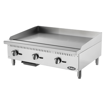 Atosa CookRite Heavy Duty Griddle - ATMG-36