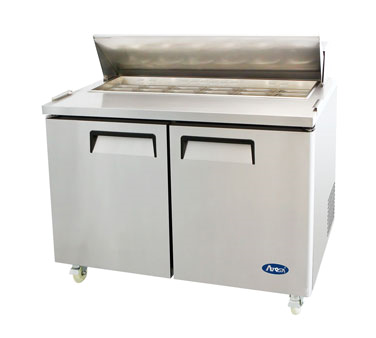 Atosa Sandwich/Salad Top Reach-In Refrigerator - MSF8302GR