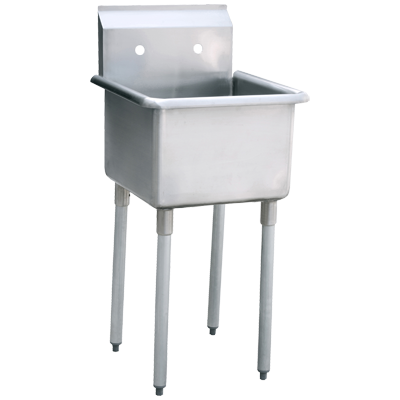 Atosa MixRite Compartment Mop Sink - MRS-1-MOP