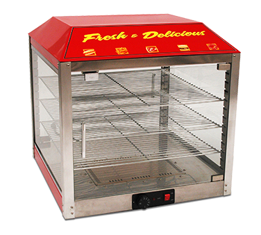 Benchmark USA Hot Food Display Case - 51048
