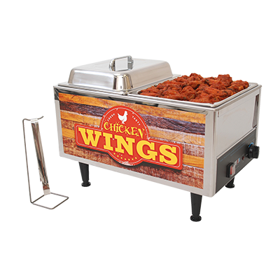 Benchmark USA Chicken Wing Warmer - 51072W