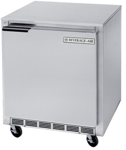 Commercial refrigerator beverage air