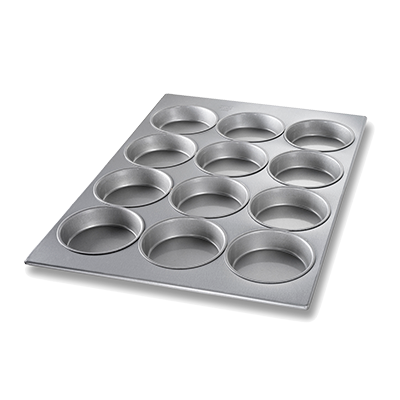 Chicago Metallic Mini-Cake Pan - 45355 (Case of 6)