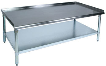 John Boos Stainless Equipment Stand EES8-3024
