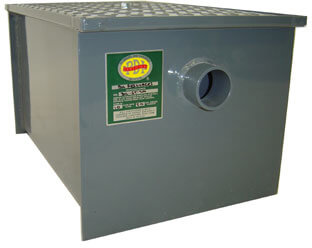 John Boos Grease Traps GT-100