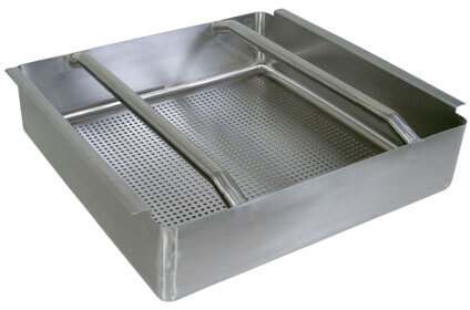 John Boos Dish Table Pre-Rinse Basket PB-DTA-20-01