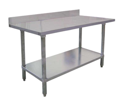 Omcan USA (22081) Standard Work Table - 22081