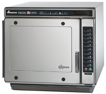 Countertop Microwave Convection Oven Combo : AMANA COMMERCIAL DIGITAL MICROWAVE HIGH SPEED OVEN COMBO 1.2 CFT MODEL ...