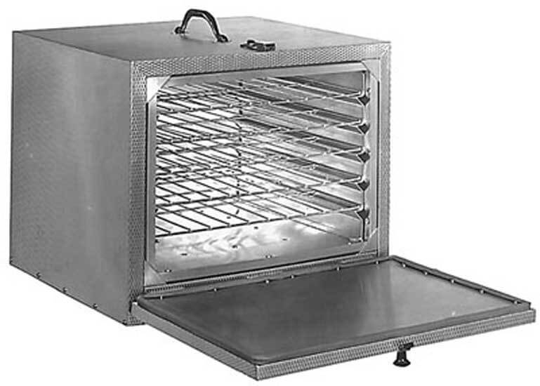 Seco Hot Food Piper Hot Food Box R4s