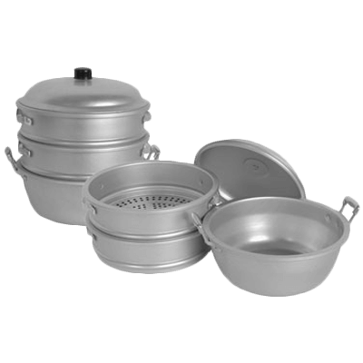 Thunder Group Steamer Set - ALST001 (set)