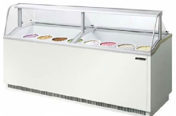 ice cream dipping cabinet turbo air dipping cabinets tidc 91g 17466