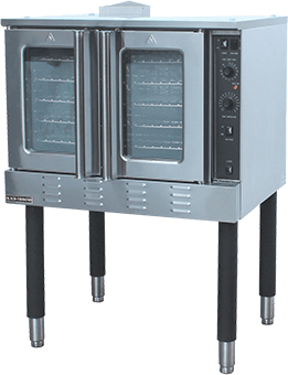 Adcraft Black Diamond Convection Oven - BDCOF-54-NG