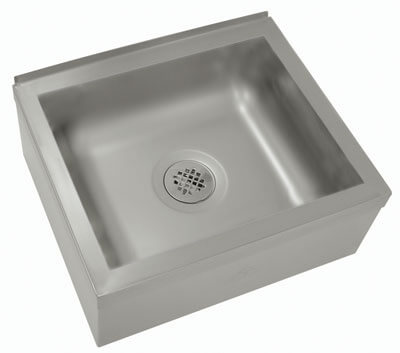 Advance Tabco 20 Mop Floor Mounted Sink Model 9-OP-20-EC-X
