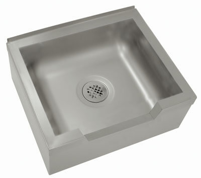Advance Tabco 20 Mop Floor Mounted Sink Model 9-OP-40DF