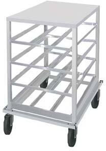 Advance Tabco Can Storage Rack - CR10-54