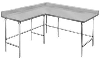 """Advance Tabco Work Table 60"""" x 30"""" Wide - KTMS-305"""