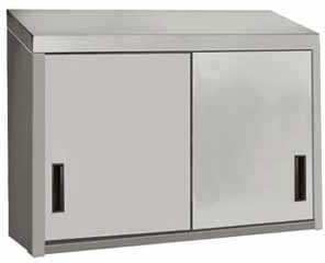 Advance Tabco Cabinet Wall-Mounted - WCS-15-48