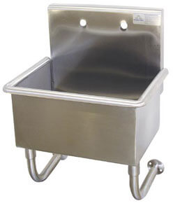 Advance Tabco Service Sink wall mounted - WSS-14-21