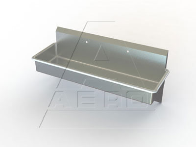 Aero Wash Sink wall mounted - MWS-1872