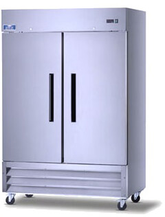 Arctic Air Two Door Reach-in Refrigerator Model AR49