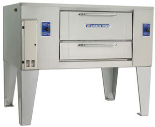 "Bakers Pride Oven Deck-Type 48"" D-125"