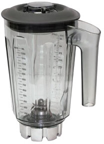 Bar Maid Blender Container 48 Oz BLE-1-11606A