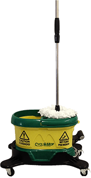 Bissell Cyclo Mop Spin Mop - CM500D-GRN