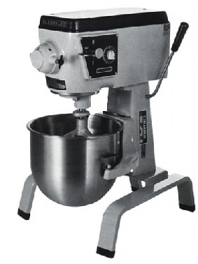 Blakeslee Food mixin machine Stainless steel Bench Model B-20-CA