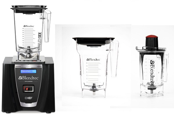 blendtec chef commercial blender 100381