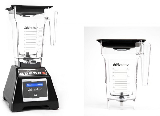 blendtec ez commercial blender 100358