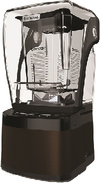 blendtec countertop stealth 875 blender w/90 oz wildside jars - s875c2920-b1gb1d (cappuccino)
