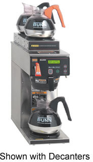 bunn axiom 12 cup dual-voltage coffee brewer -axiom-dv-3-0008