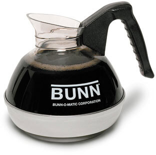 bunn coffee decanters and warmers -easypour-0102