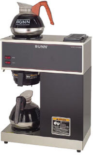 Bunn VPR BLACK Pourover Brewer  33200.0002