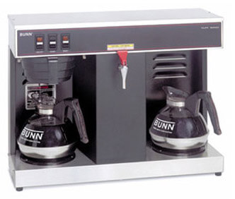 Bunn Low Profile Automatic Coffee Brewer  7400.0005