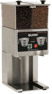 Bunn French Press Grinder 36400.0000 Model FPG-2-DBC-0000