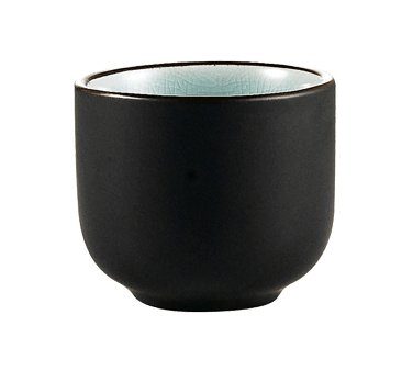 CAC China Japanese Style Sake Cup - 666-WC-BLU (6 dozen)