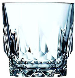 Cardinal Glassware Old Fashioned Glass 8-1/2 oz. - D6316