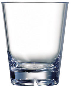 Cardinal Glassware Double Old Fashion Glass 14-3/4 oz. - E6137