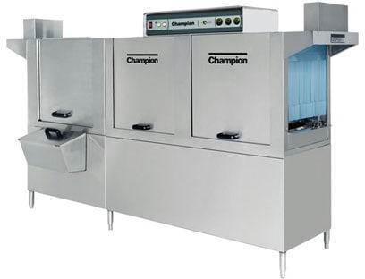 Champion E-Series Dishwasher with Prewash 120 HDPW
