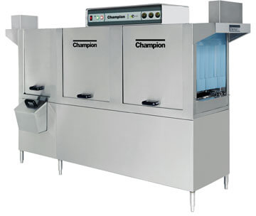 Champion E-Series Dishwasher with Prewash 86 PRO
