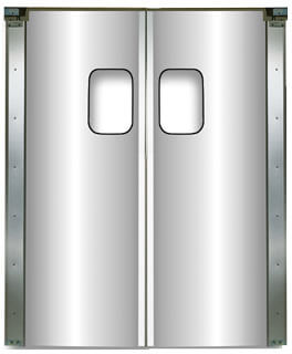 Chase Doors American Standard double 36W x 84H - LWP 3 PAIR 36X84
