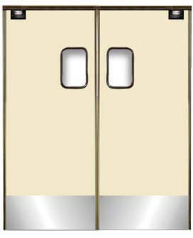 Chase Doors Restaurant Standard double 56W x 96H - SCP8 56X96 PAIR