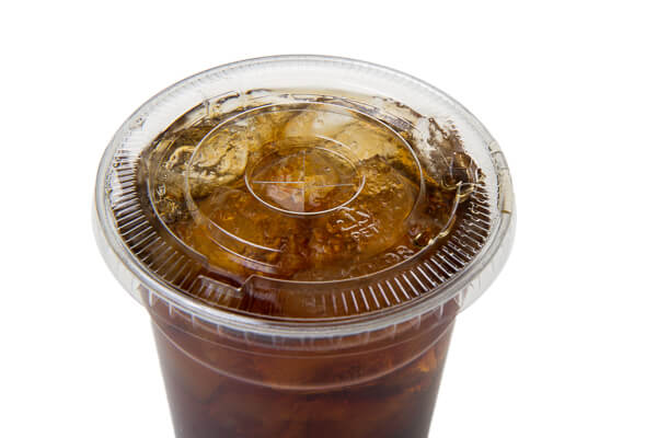 Cthru Universal Lids for Clear Plastic Cups