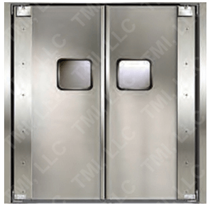 Curtron Service-Pro 20 Double Doors - 20SS-72X84-DBL